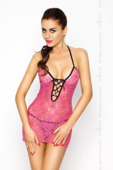 HAYLIN CHEMISE pink S/M - Passion